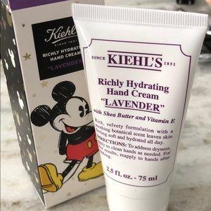 "Kiehl's Richly Hydrating Hans Cream ""Lavender"""